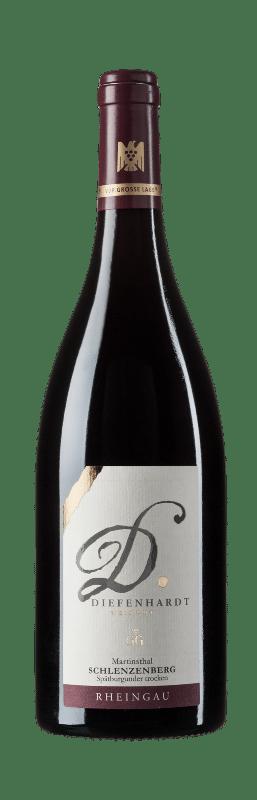 Weingut-Diefenhardt-SCHLENZENBERG-Spätburgunder-trocken